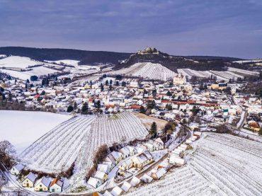 Falkenstein im östlichen Weinviertel