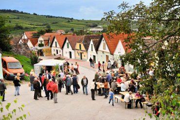 Kellergassenfest im Weinviertel